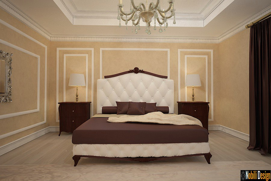 interior design bedroom classic house istanbul