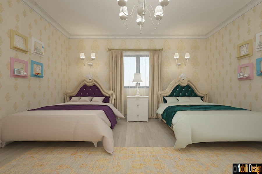 interior design classic bedroom istanbul turkey