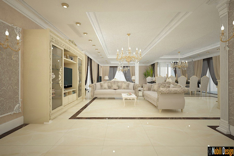 Interior design for classic house Fener Istanbul
