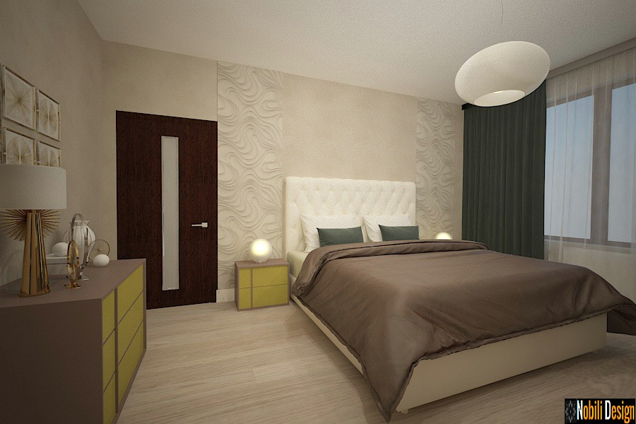 interior design modern bedroom turkey istanbul
