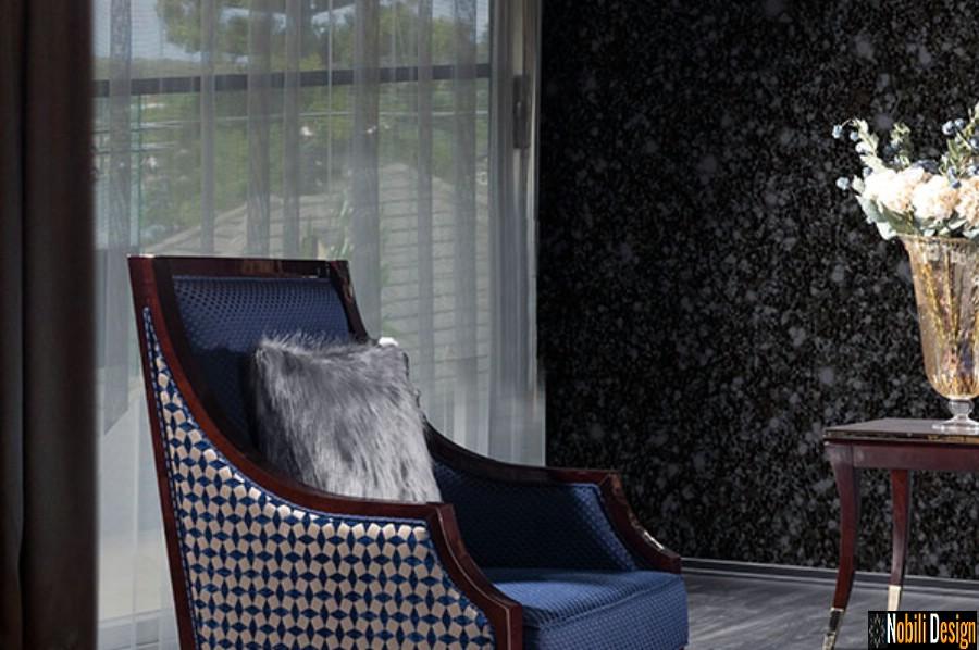 Interior Design Modern Living Room With Barcelona Furniture