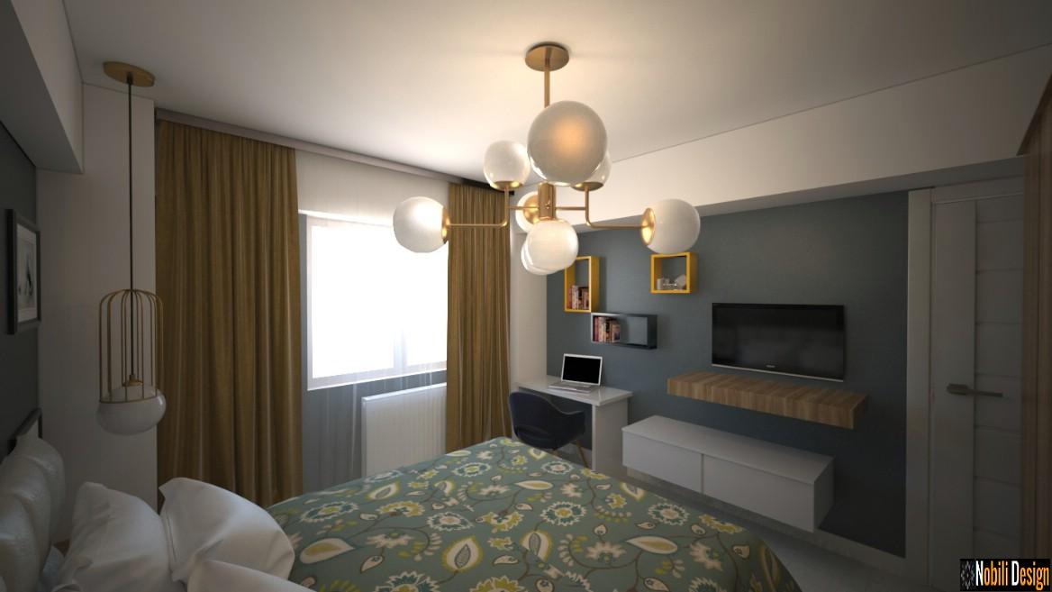 Contemporary Apartment Interior Design Istanbul