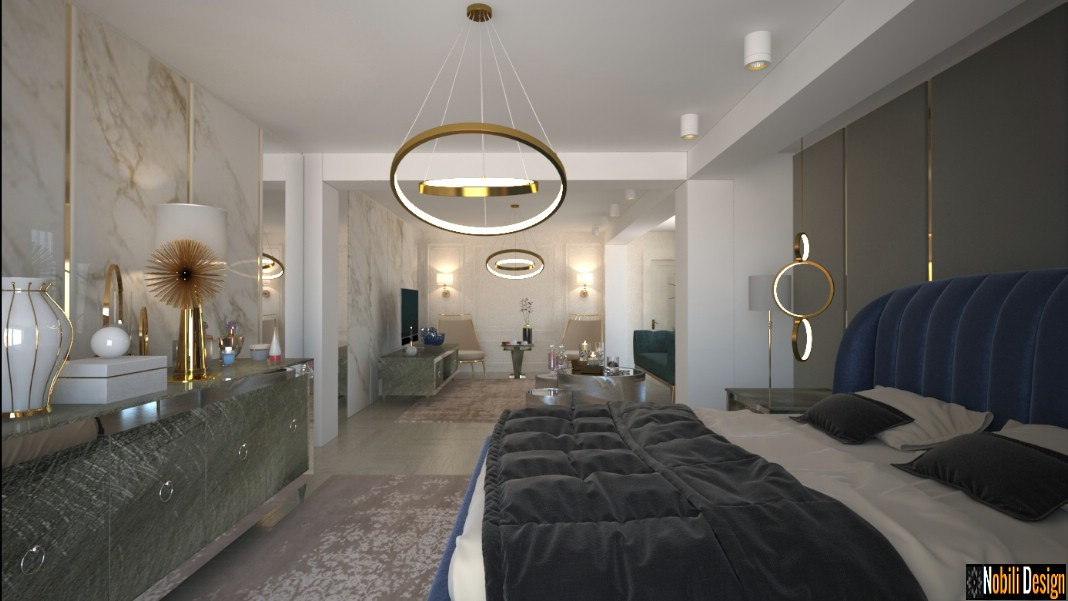 Modern Apartment Interior Design In Istanbul