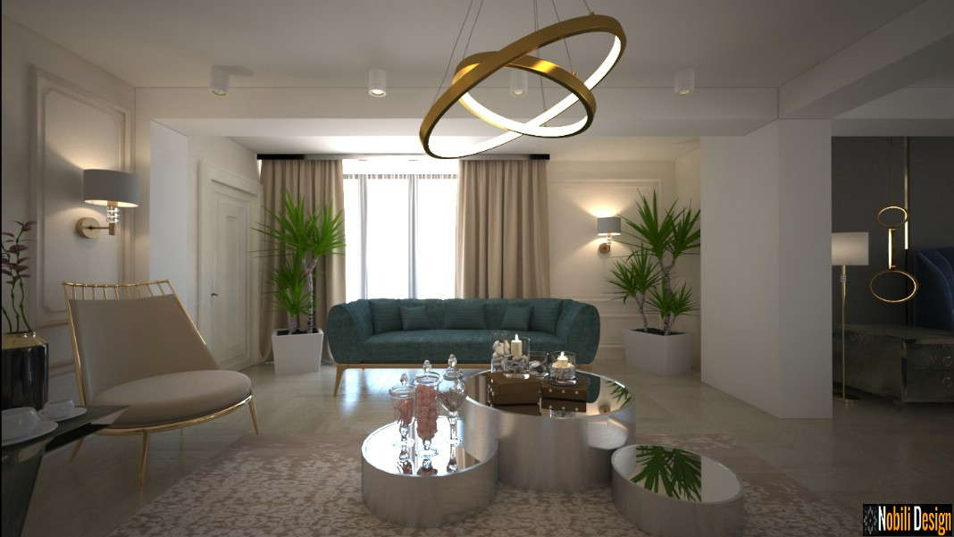 apartment interior design in istanbul | international architecture office Istanbul.