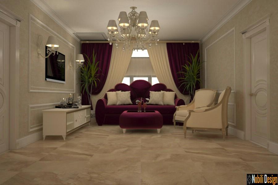Interior classic design house Istanbul