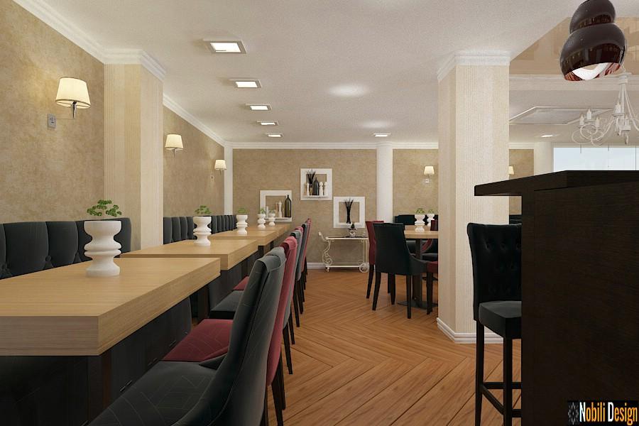 Interior design Restaurant in Istanbul