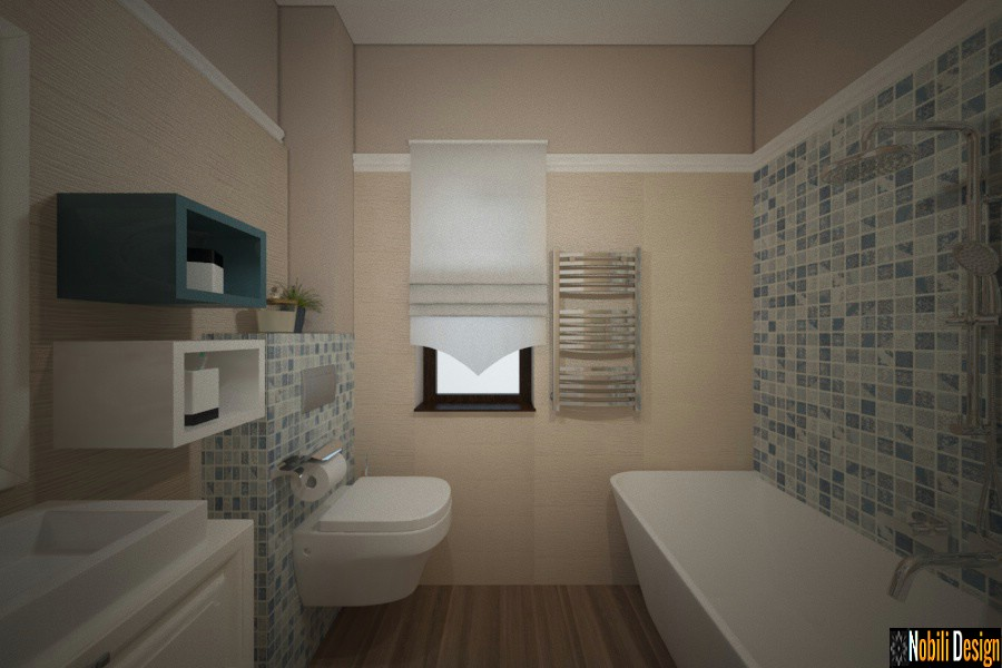 interior design new classic bathroom istanbul