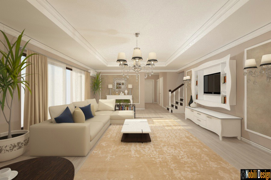 new classic interior design living istanbul