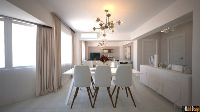 Luxury apartmant interior design