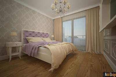 Hotel room interior design in Istanbul