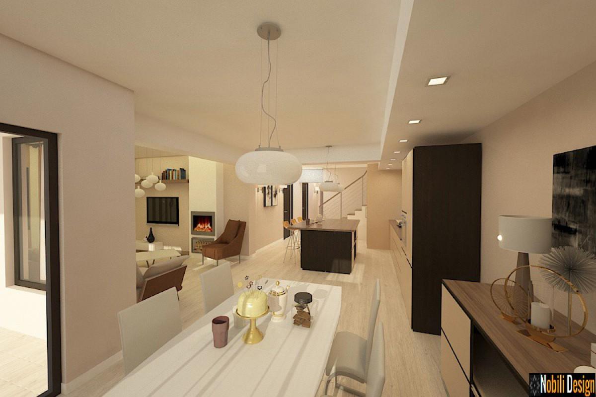 words to describe modern interior design
