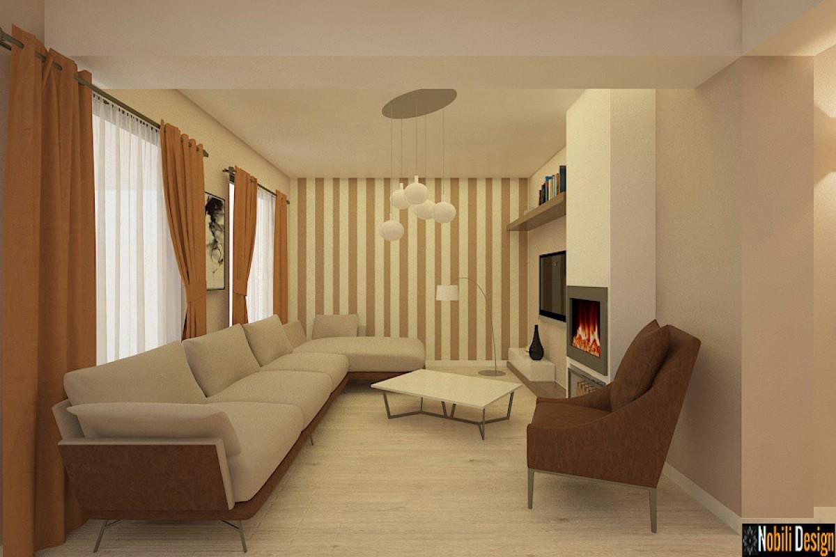 Interior Design Modern House Istanbul