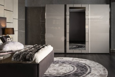 Luxury Wardrobe Modern Bedroom Carina collection