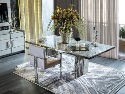 Luxury Dining Rom Furniture Carina