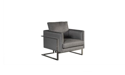 Luxury Living Rom Furniture Carina armchair