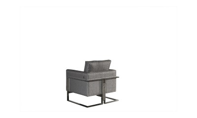 Luxury Living Rom Furniture Carina armchair 01