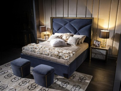 Modern bedroom furniture Viola collection - Luxury Living Room