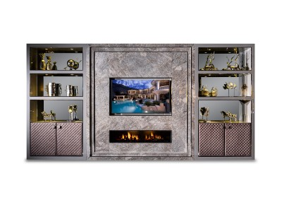 Luxury TV unit furniture