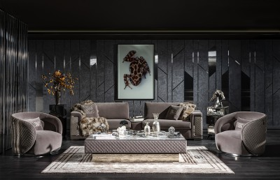 Luxury living room Velar
