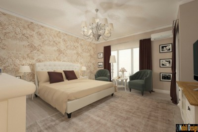 interior design new classic bedroom istanbul turkey