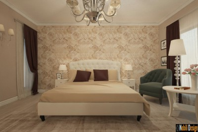 interior design new classic bedroom istanbul